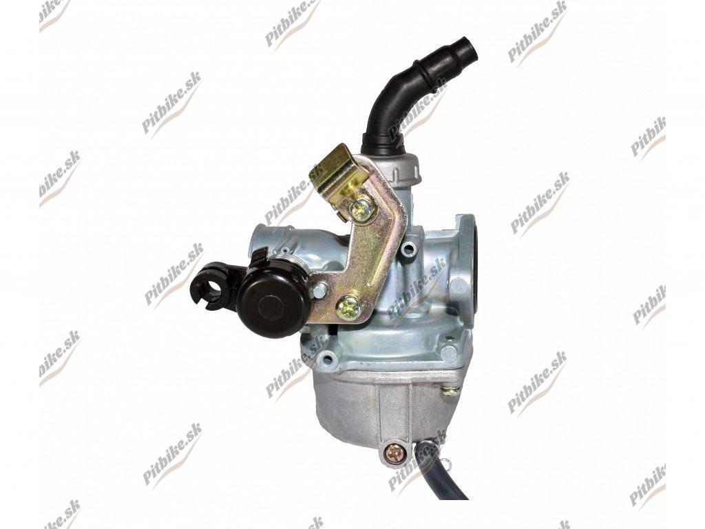 Karburátor na ATV PZ19 lankový sytič 7723100558679 (4)