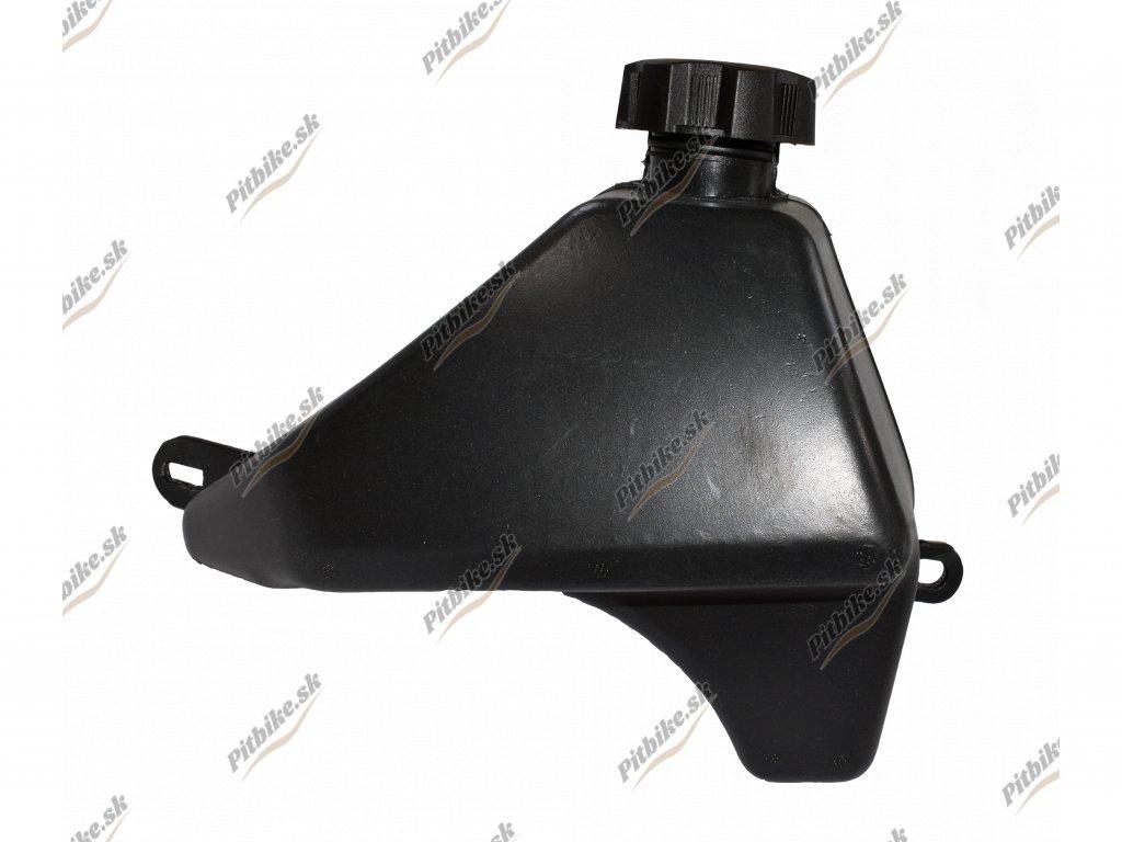 Palivová nádrž 3 uholník ATV 110 125cc 7723100548274 (2)