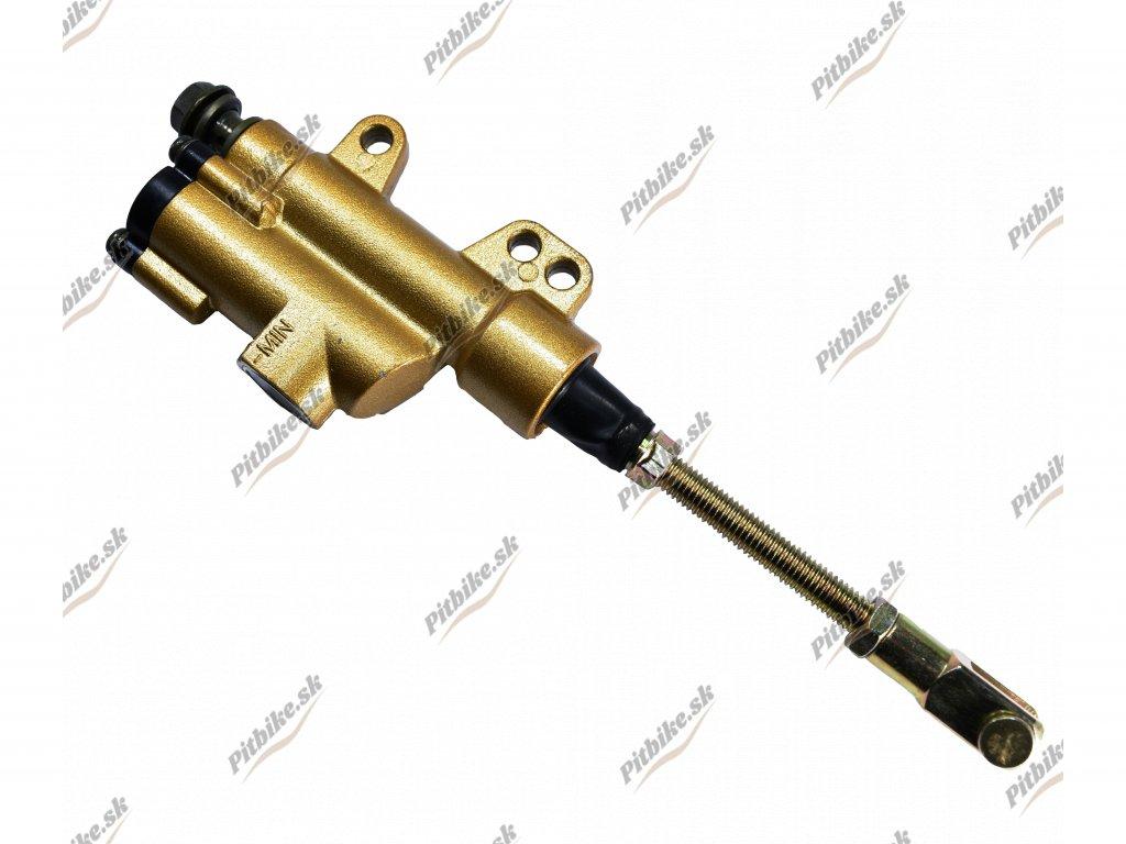Brzdová pumpa nášľapná 2v1 zlatá 7723100502535 (4)
