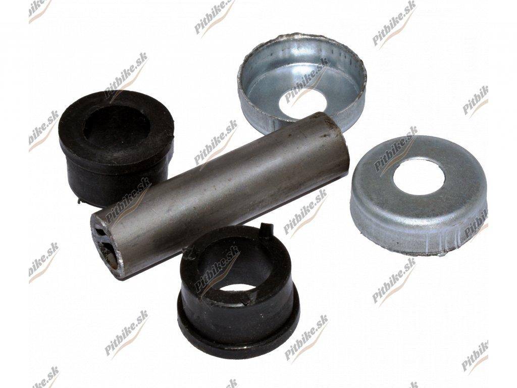 Predné uloženie 21×10mm komplet krátke ATV 110 125cc 7723100522137 (3)
