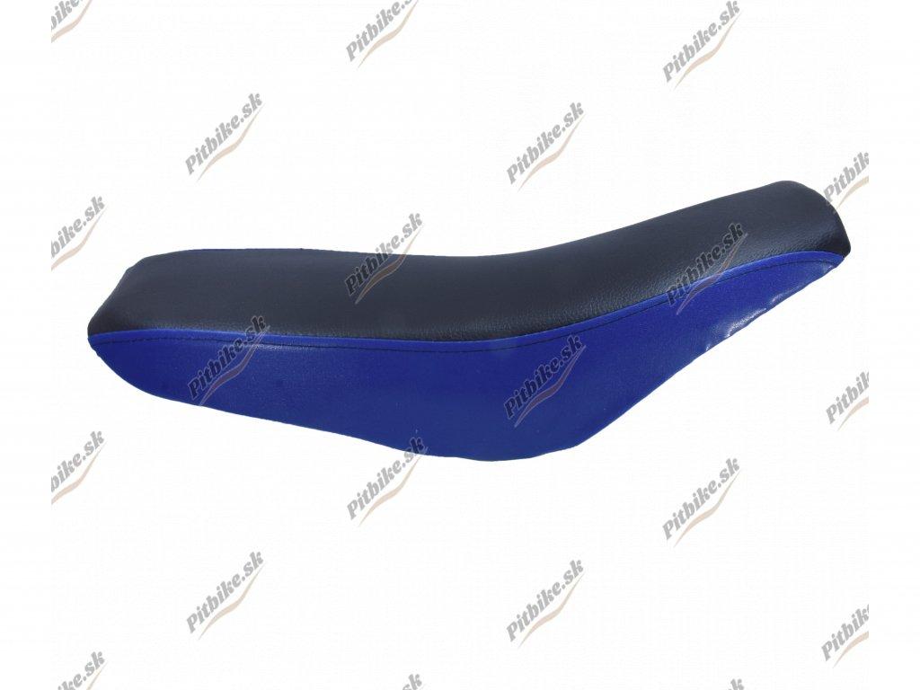 Sedlo Pitbike modré 7723100529365 (2)