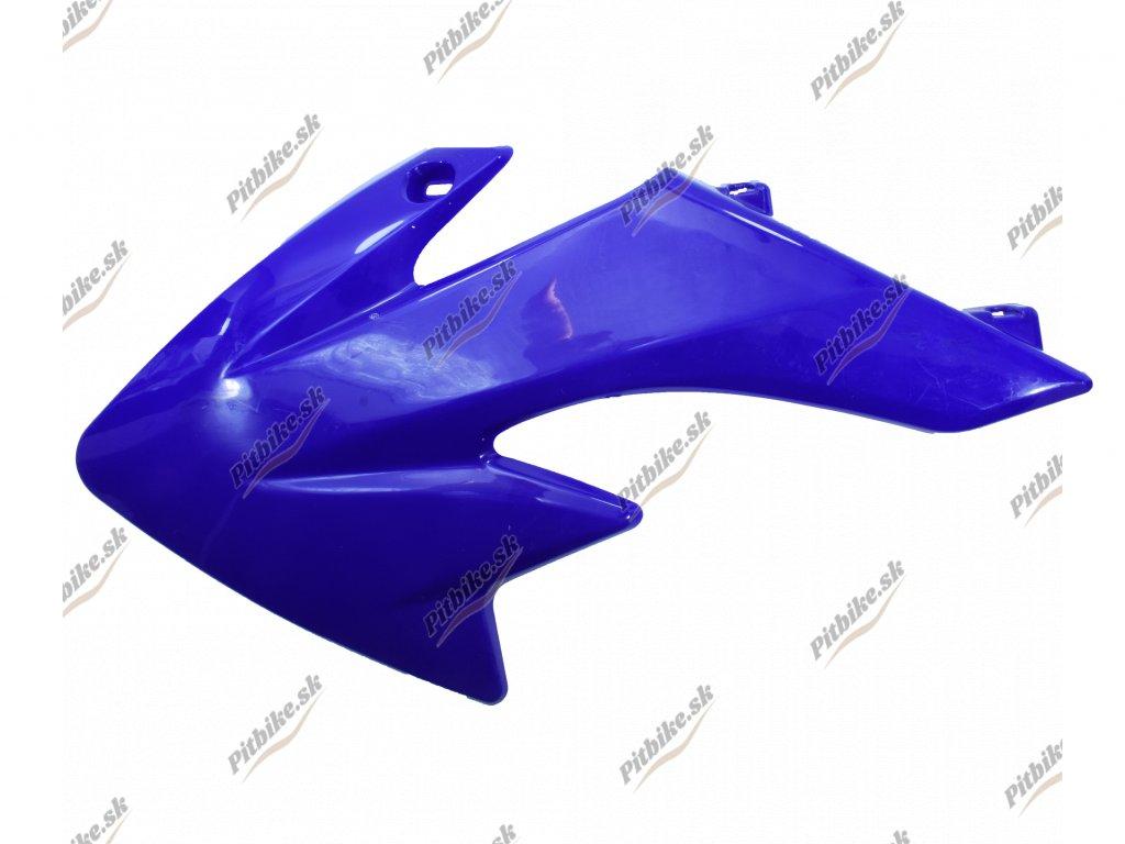 Plast nádrže ľavý modrý 7723100519762 (8)