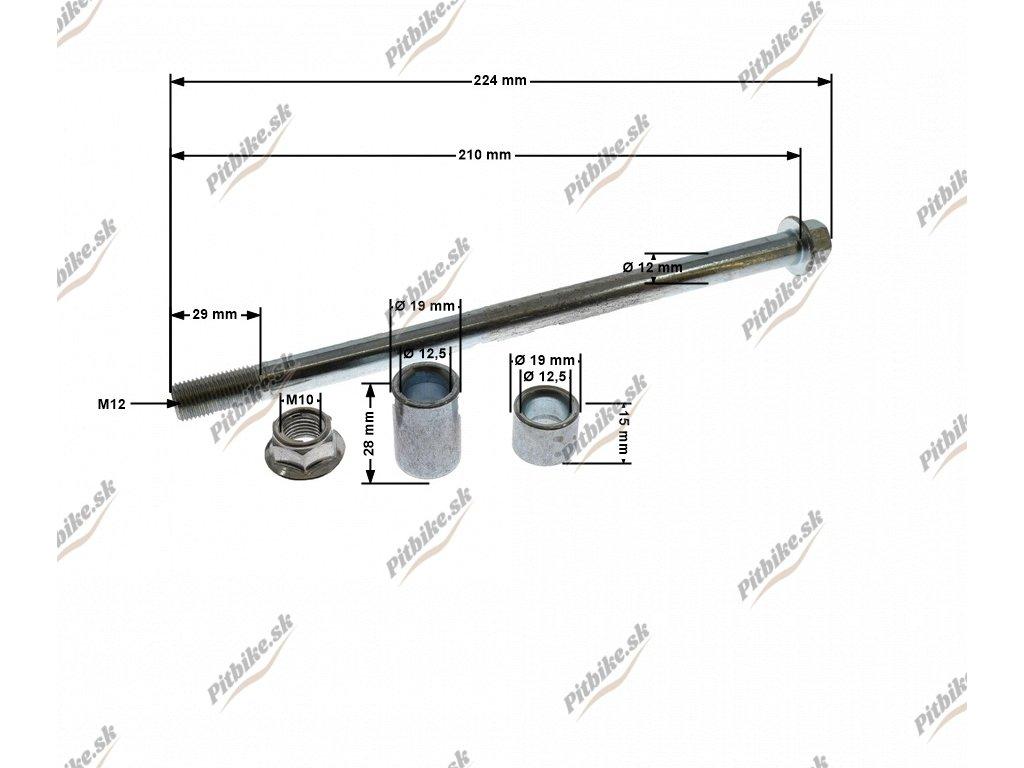 Predná os 12mm sops7723100521939 (5)