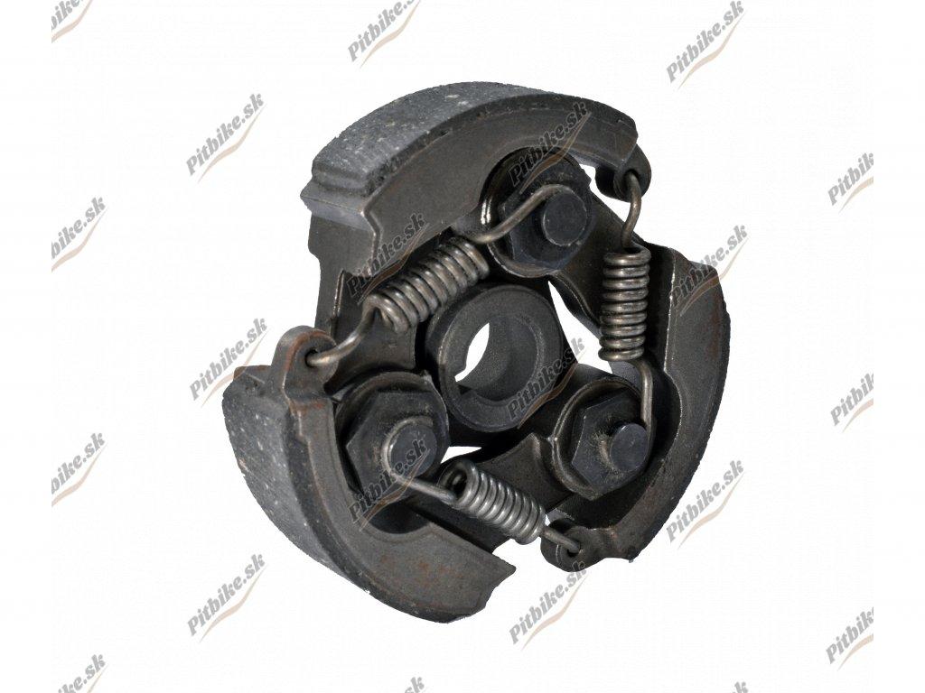 Čeľuste spojky minibike CLASSIC PROFI hliník s drážkou 7723100506991 (2)