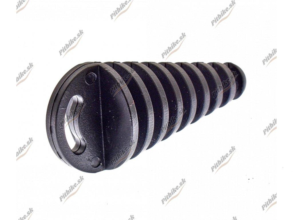 Zátka výfuku - malá 15 - 37mm