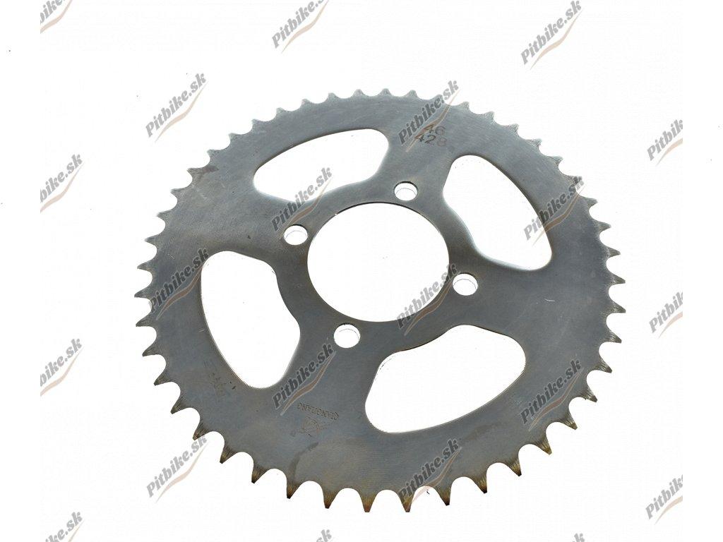 PIT00591 Rozeta 46T 428H 4×70mm 1