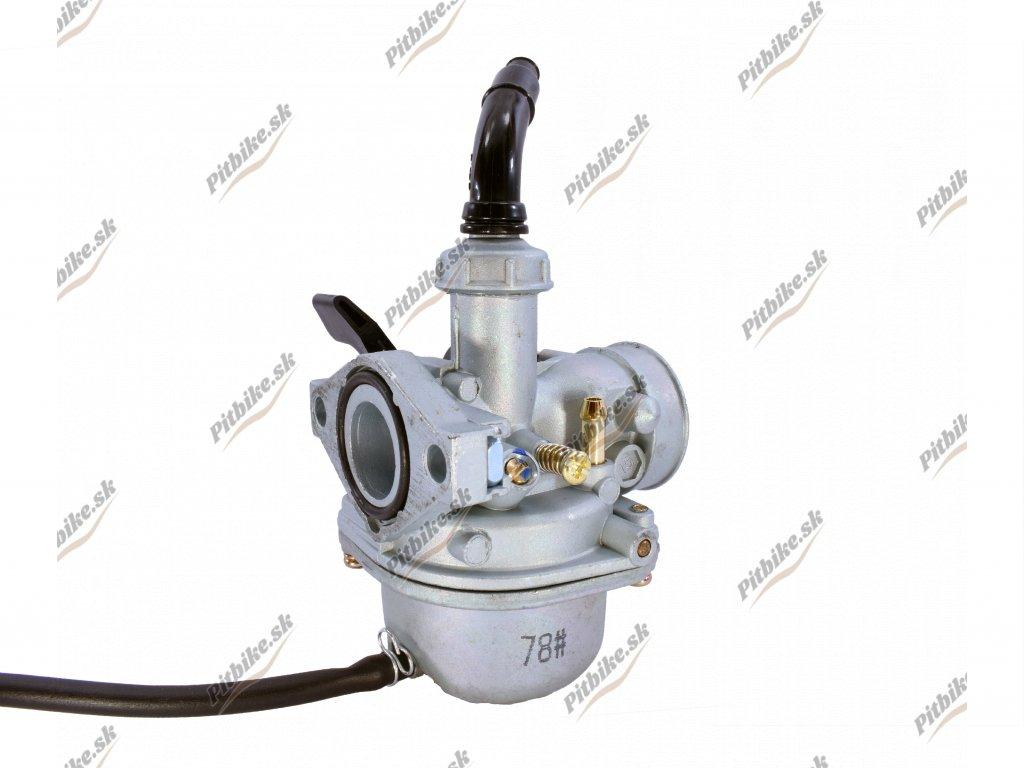 Karburátor na ATV 110125 PZ19 hranatý 7723100577489 (14)