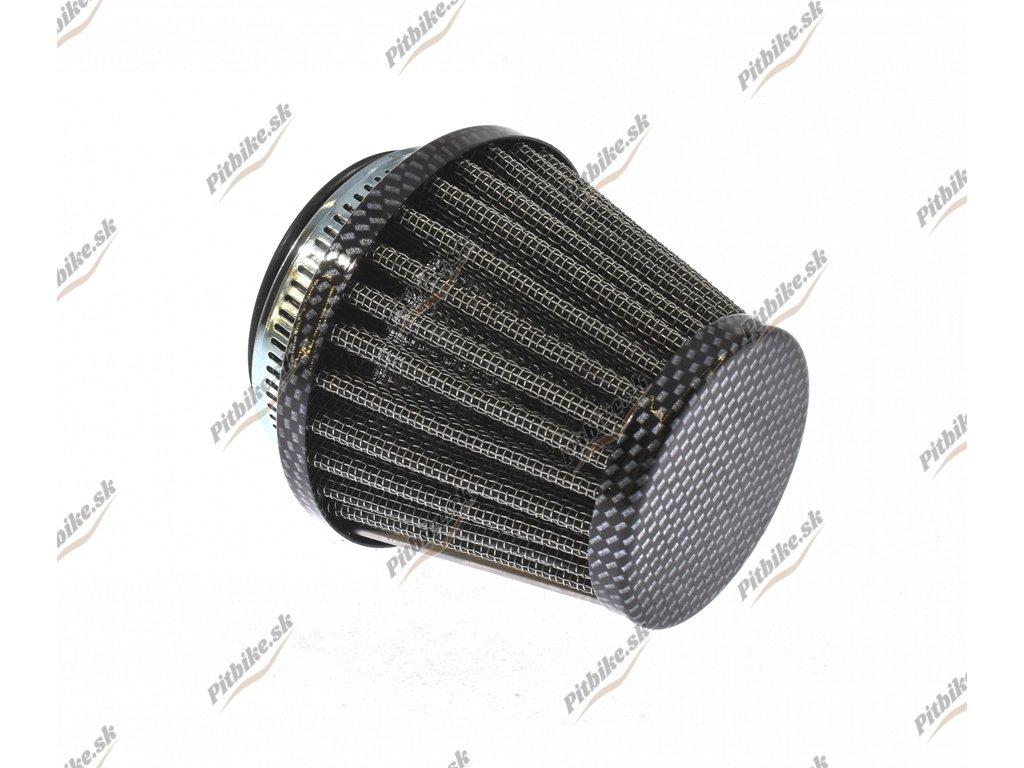 PIT00746 Vzduchový filter 42mm karbón 2