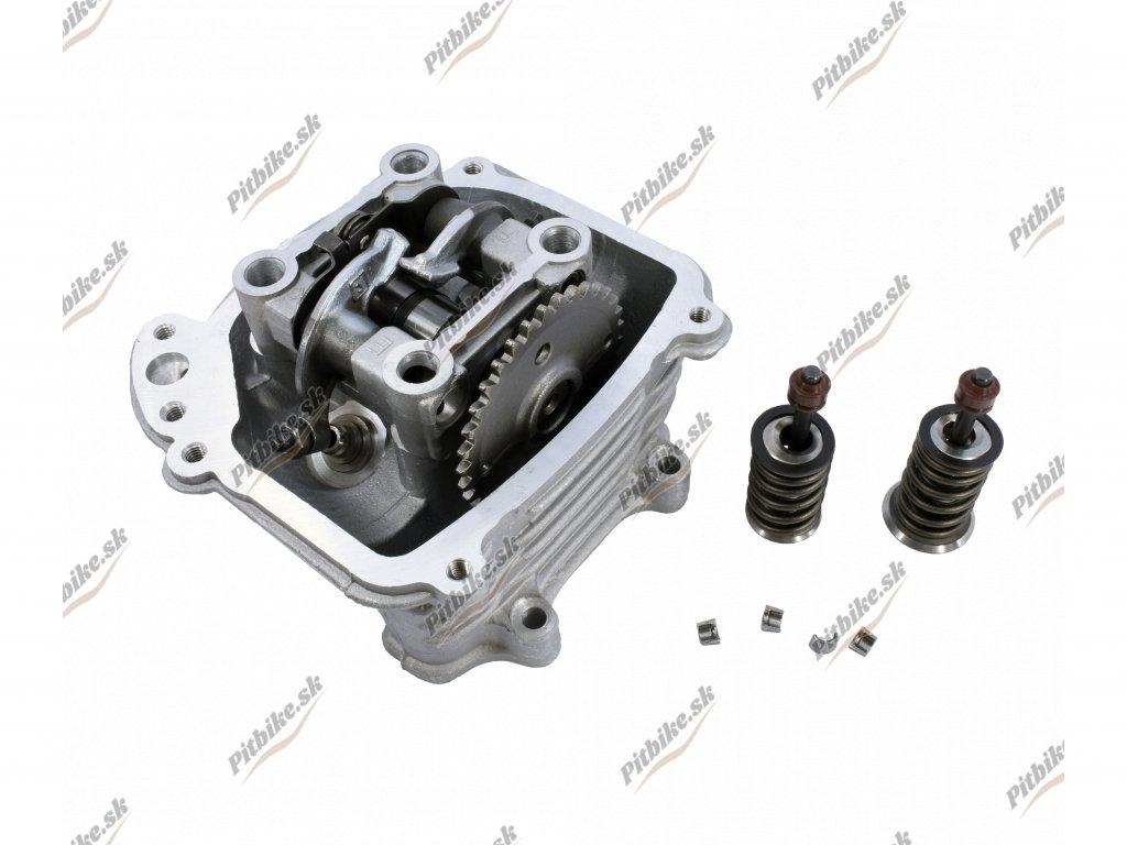 Hlava motora 150cc GY6 s ventilom spalín komplet 7723100584616 (2)