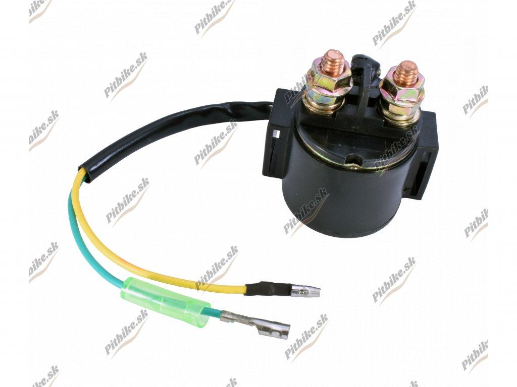 Štartovacie relé zasúvacie konektory 7723100584012 (3)