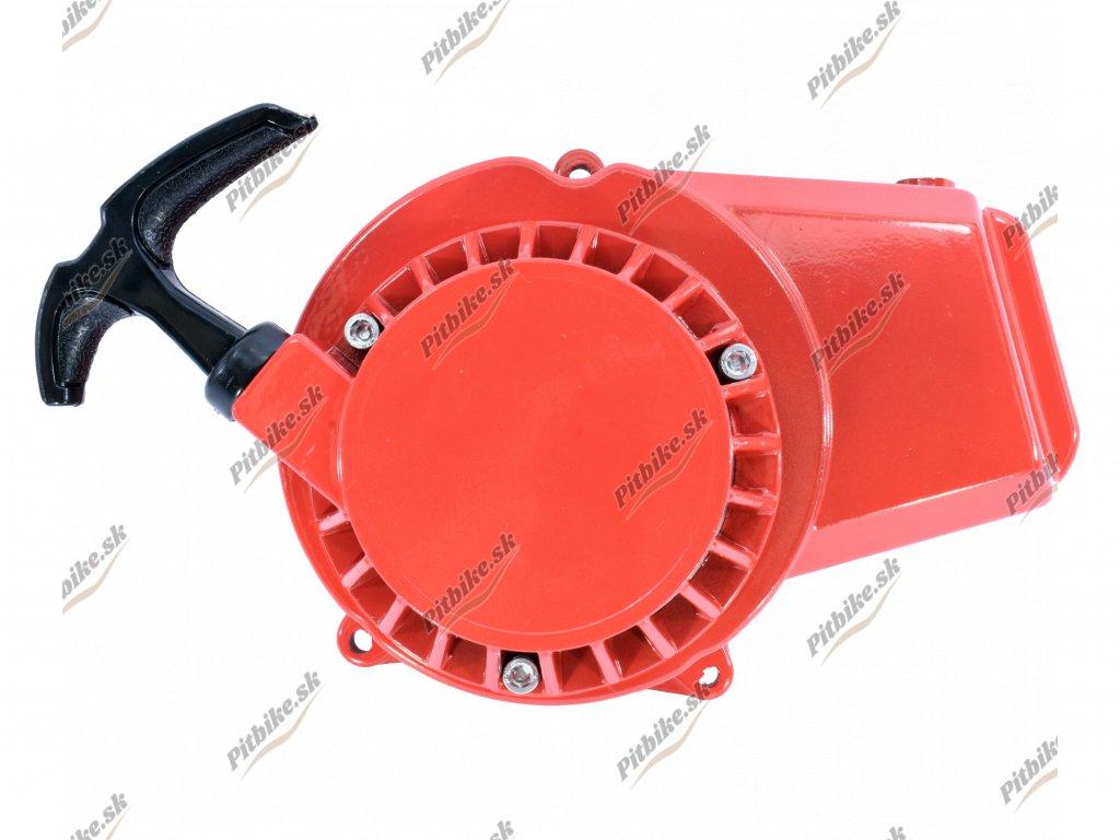 Štartér hliníkový Minibike červený 7723100588775 (3)