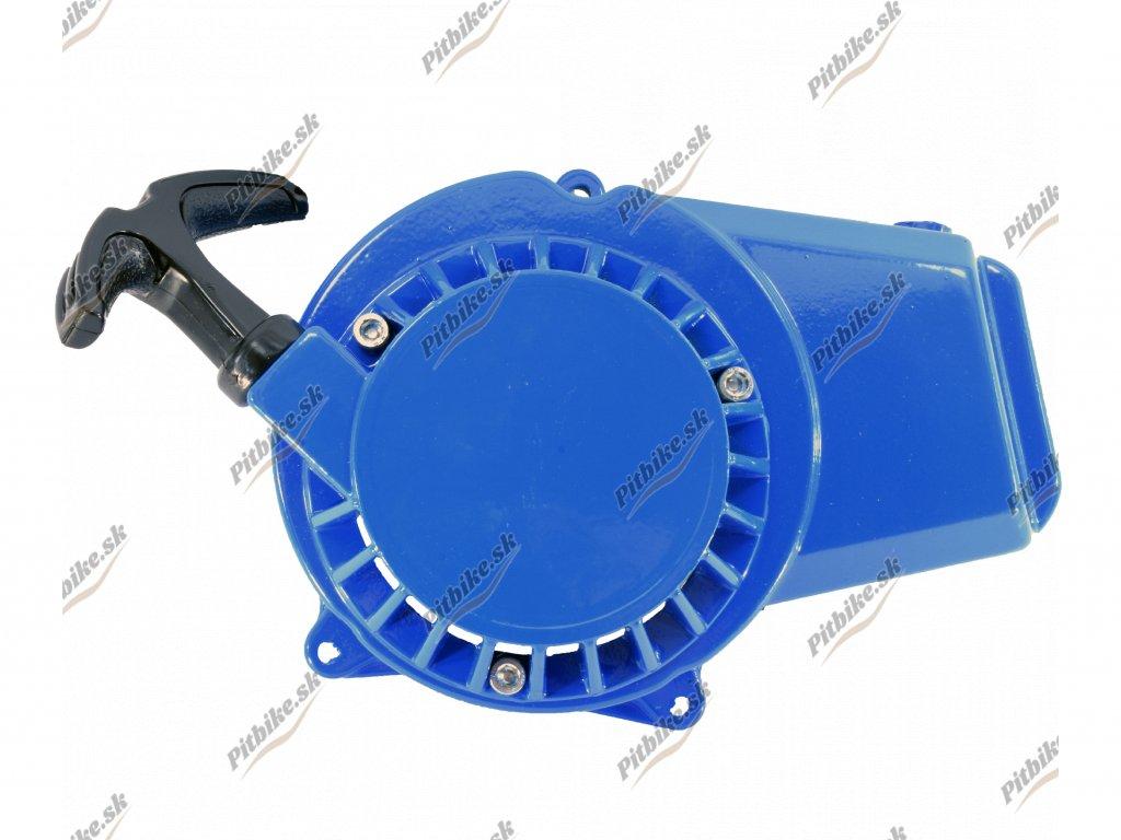 Štartér hliníkový Minibike modrý 7723100588874 (3)
