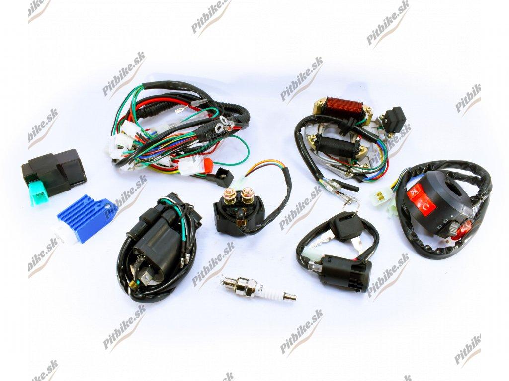Kabeláž ATV 110 125cc kompletná sada 7723100594318 (5)