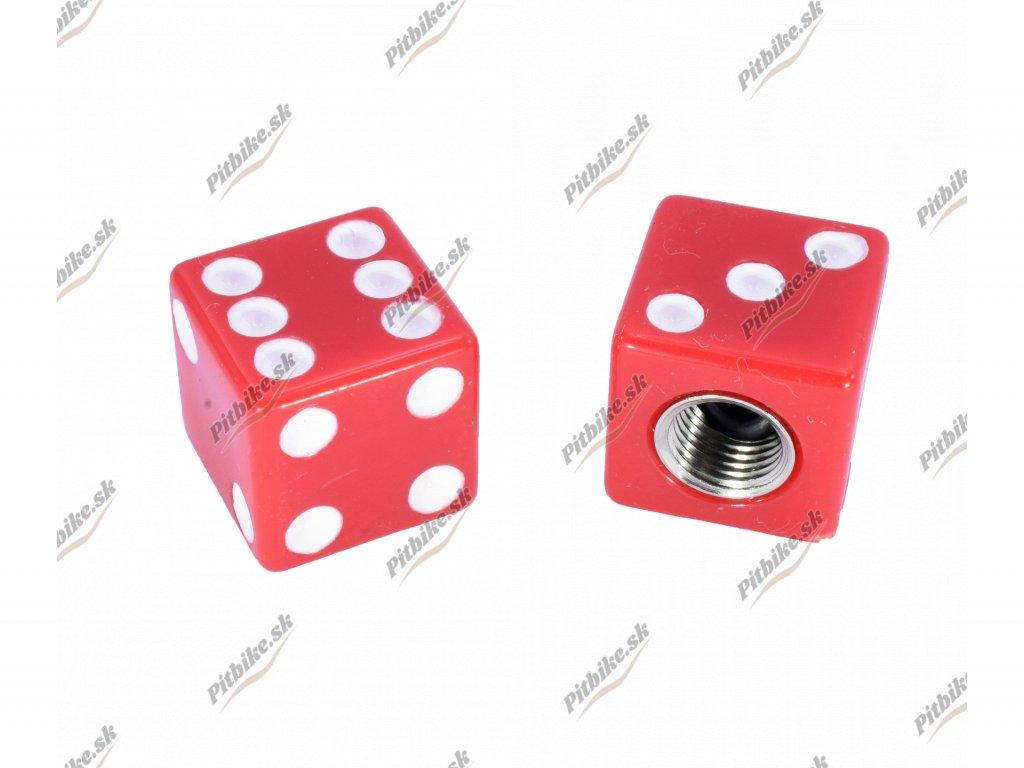 Čiapky autoventilu kocky červené 7723100596992 (3)