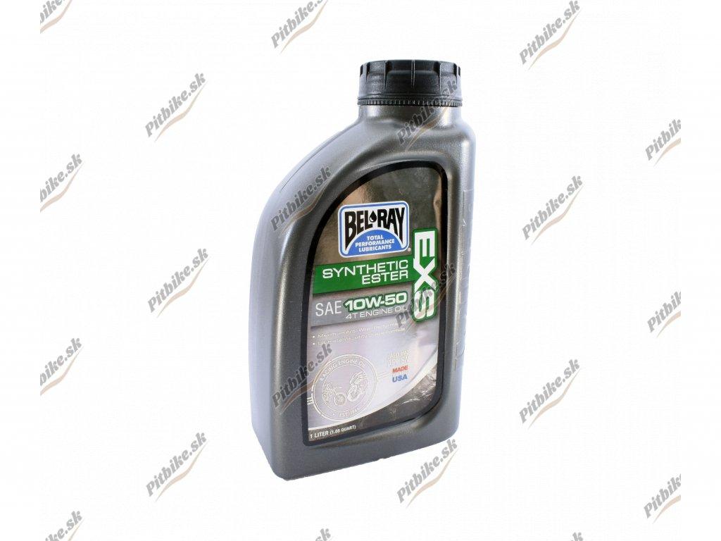 Motorový olej 10W 50 syntetický 4T ATV Pitbike 1L 7723100597982 (5)