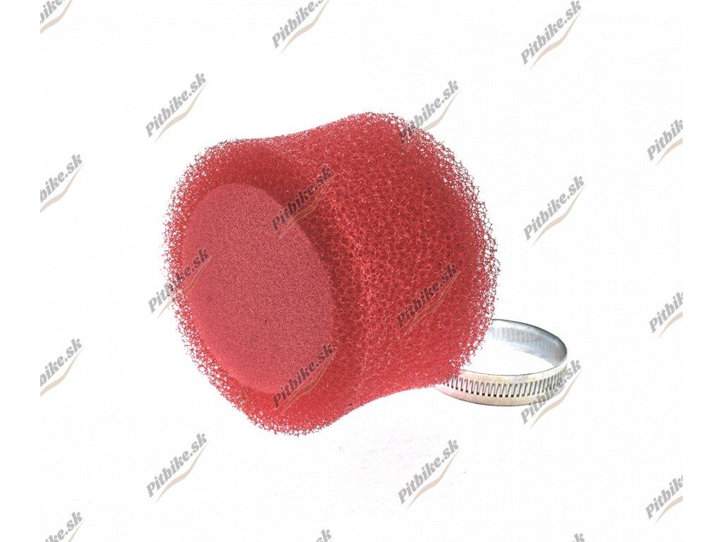 PIT02146 Vzduchový filter 35mm červený penový (3)