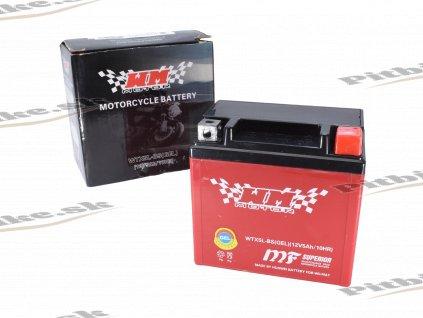 Akumulátor 5Ah (WTX5L BS) GEL 7723100501248 (1)