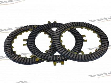 Sada lamiel + plechy ATV 110 125cc + veľké pružiny 7723100528375 (4)