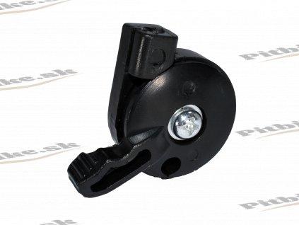 Páčka sytiča čierna plastová 7723100517970 (1)