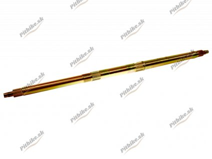PIT00226 Zadná os 740mm