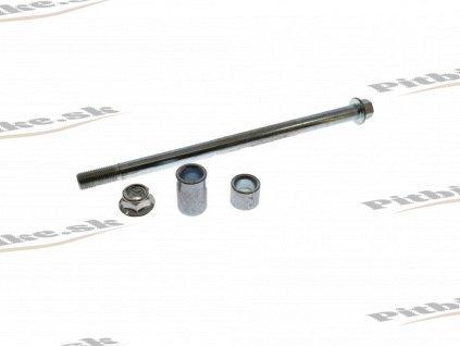 PIT00296 Predná os 12mm × 210mm + uloženia 2