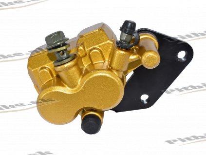 Brzdový strmeň pitbike zadný zlatý 7723100504119 (3)