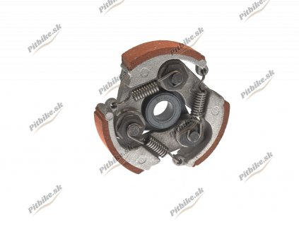 PIT00340 Čeľuste spojky minibike CLASSIC hliník bez drážky