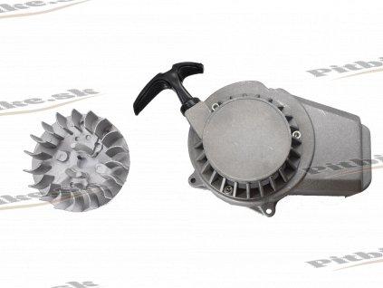 Štartér hliníkový komplet Minibike 7723100533423 (3)