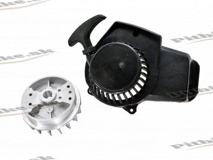 Štartér plastový komplet Minibike 7723100533621 (1)