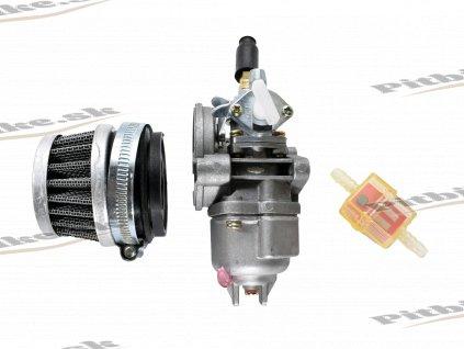 Karburator + vzduchový a palivový filter minibike 7723100504555 (2)