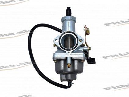 Karburátor na Bashan ATV PZ30 lankový sytič 7723100546195 (3)