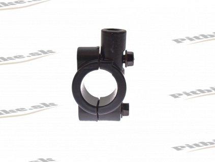 PIT01684 Brzdová páčka 180mm hydraulická ľavá čierna 1
