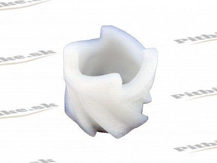 Šnek na štartér plastový biely 7723100588478 (2)