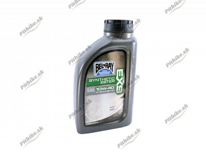 Motorový olej 10W 40 syntetický 4T ATV Pitbike 1L 7723100597883 (4)
