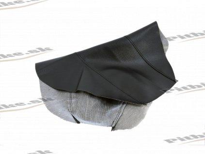 Poťah čalúnenie sedadla pitbike čierné 7723100611039 (12)