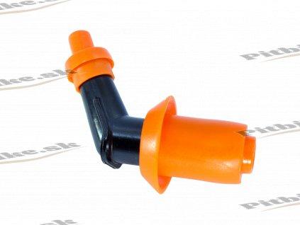 Fajka na sviečku SPORT oranžová 7723100631730 (3)