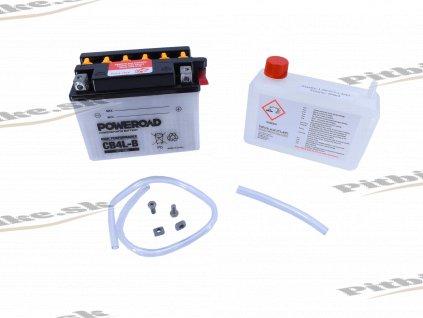 Akumulátor 4Ah POWEROAD CB4L B 7723100674201 (3)