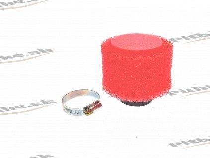 PIT01879 Vzduchový filter 38mm červený penový 1