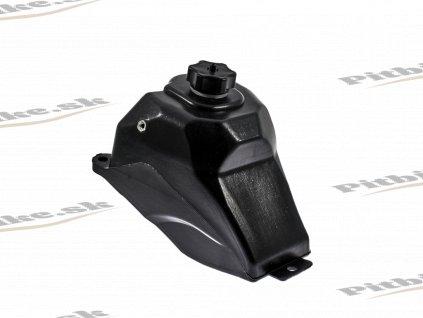 PIT02169 Palivová nádrž minibike oblá čierna (7)