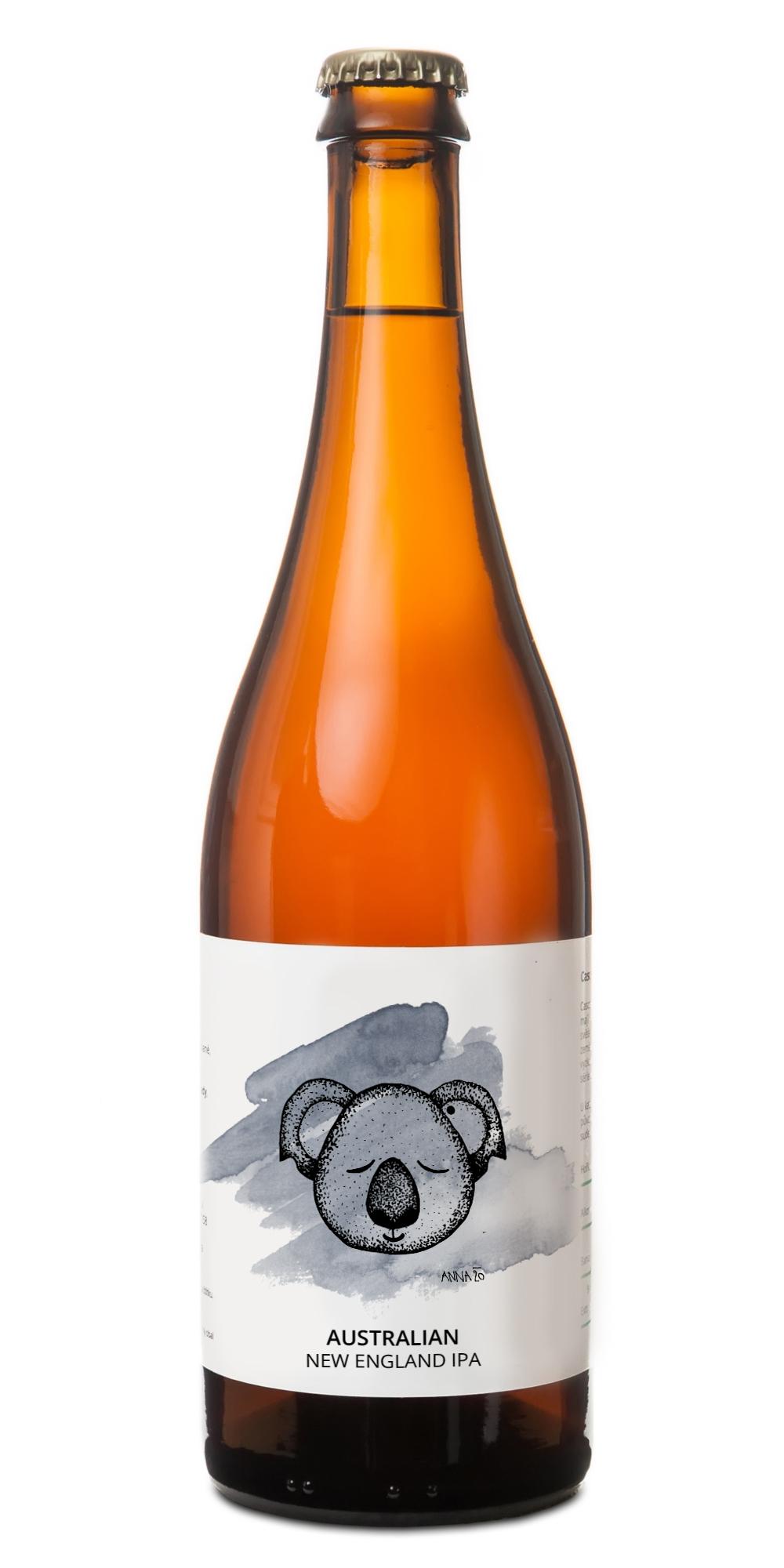 lahev australian pivovar pivečka