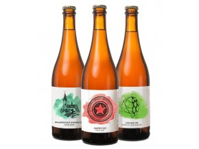 lahve piva pivovar pivecka