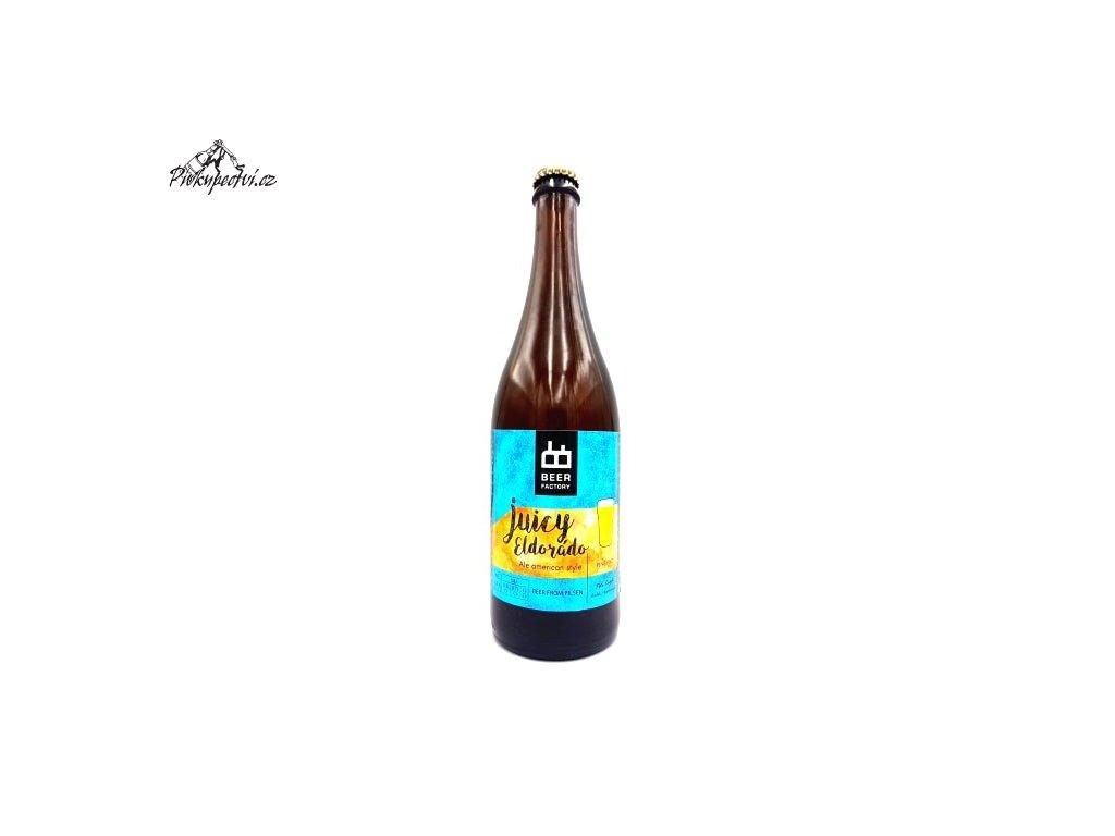 beer factory juicy eldorado 750
