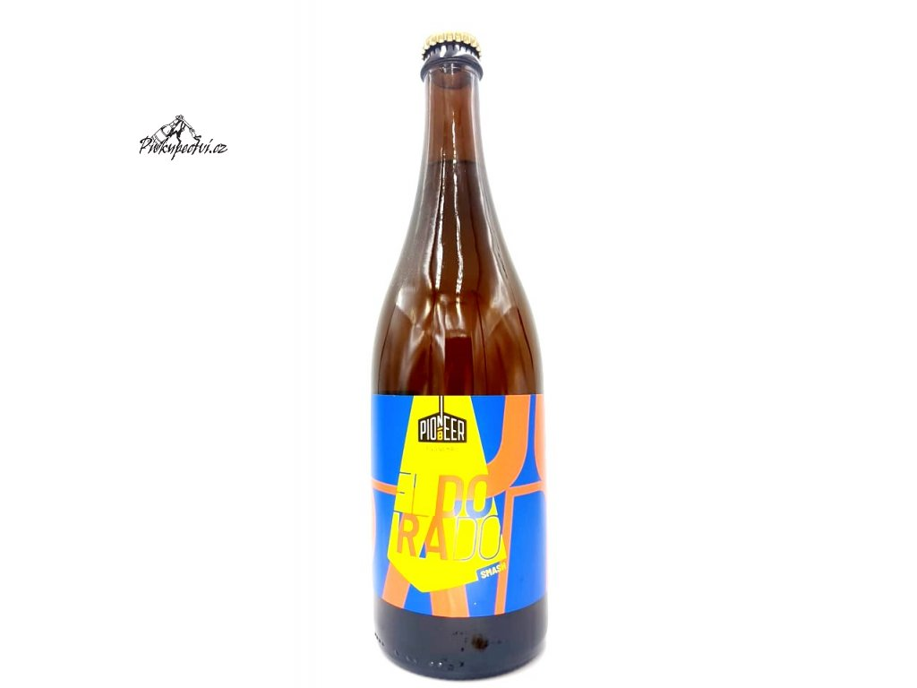 pioneer beer eldorado 750