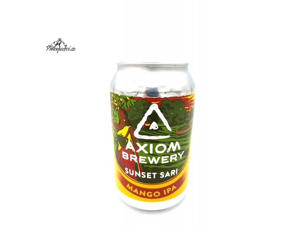 axiom sunset sari mango ipa 330