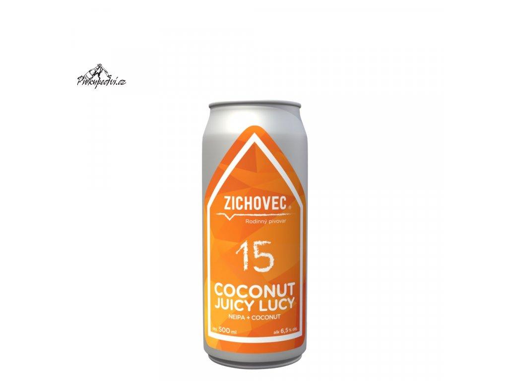 coconut juicy lucy 15 bez stinu