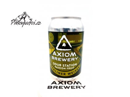 axiom sour station passion