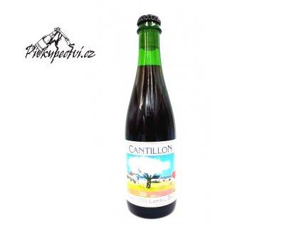 cantillon kriek 100 lambic bio 375
