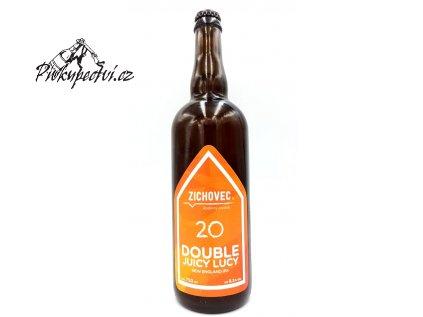 zichovec double juicy lucy 750