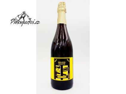mikkeller brut nelson sauvin chardonnay barrels 750