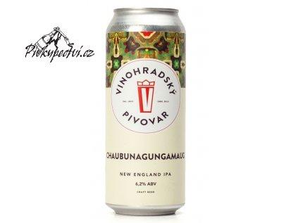 Vinohradský pivovar Chaubunagungamaug NEIPA 0.5 l plech